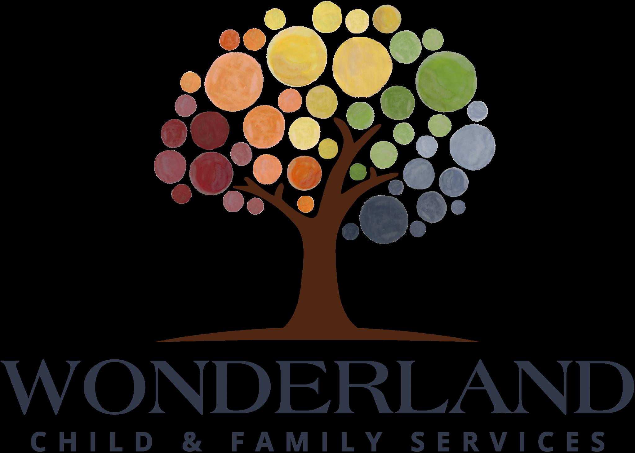 Wonderland Child & Family Services Logo