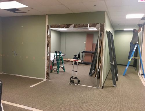 Renovations Continue at Hope RISING Clinic