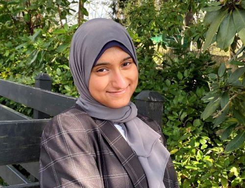 Meet Salma, our TIPS intern!